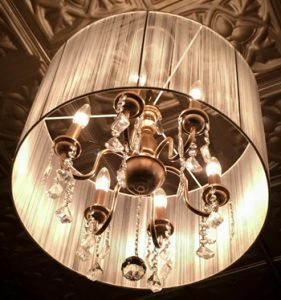 Bella Visage Medical and Esthetic Rejuvenation of Lakeland Chandelier