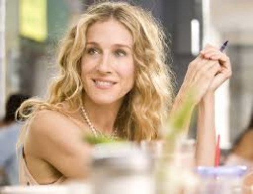 WHO IS CARRIE BRADSHAW