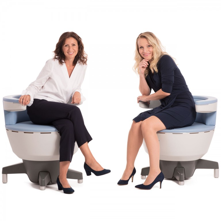 A Chair That Treats Incontinence Bella Visage Medical